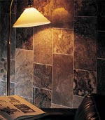 travetine tiles for wall