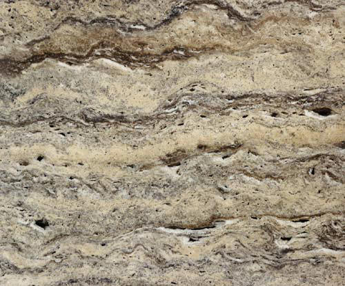 Gray Travertine, Travertine Persian Gray - Skin Snake
